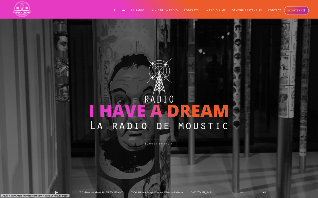 i have a dream web radio