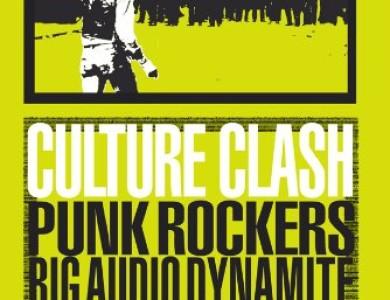 «Culture Clash» de Don Letts, le trait d'union entre Reggae et Punk.