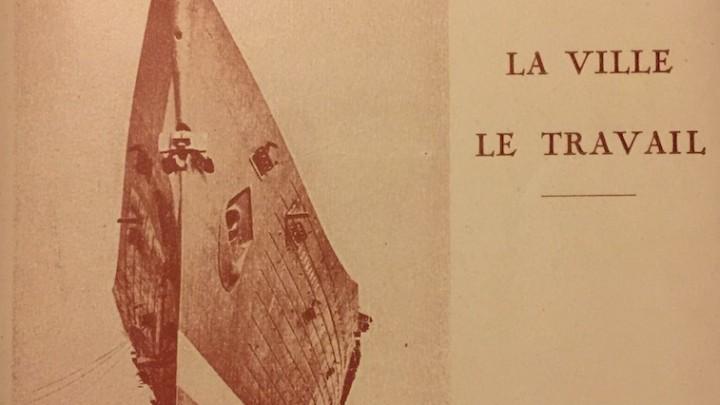Le livre de Marthe Barbance : une bible pour tout passionné de Saint-Nazaire !