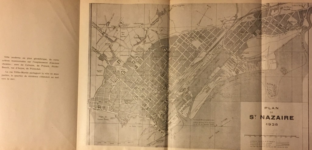 carte ancienne saint-nazaire