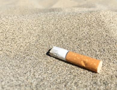 Stop aux clopeurs des bacs à sable !