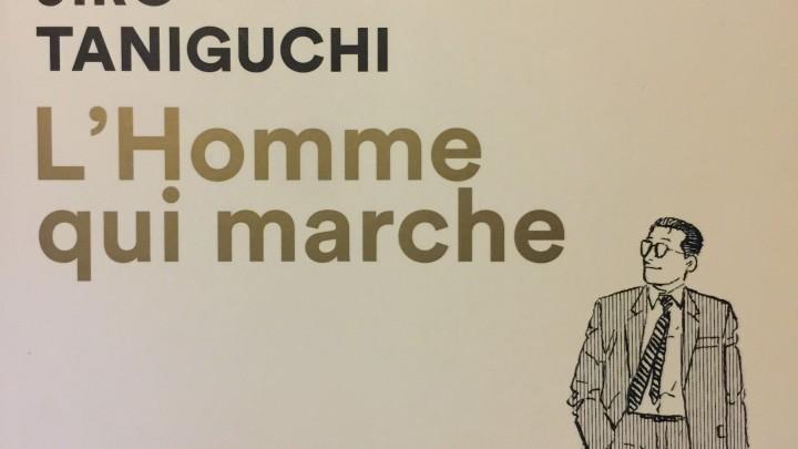 L'Homme Qui Marche de Jirô Taniguchi, un éloge à la déconnexion